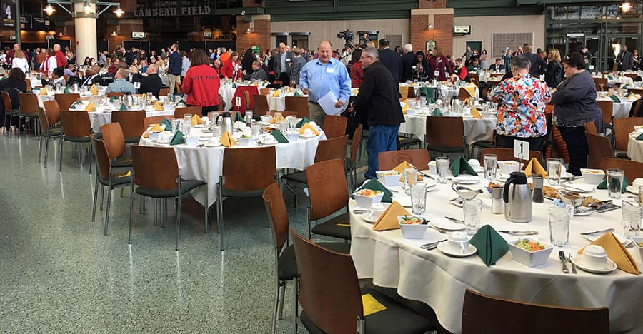 Green Bay Packers Foundation Grant