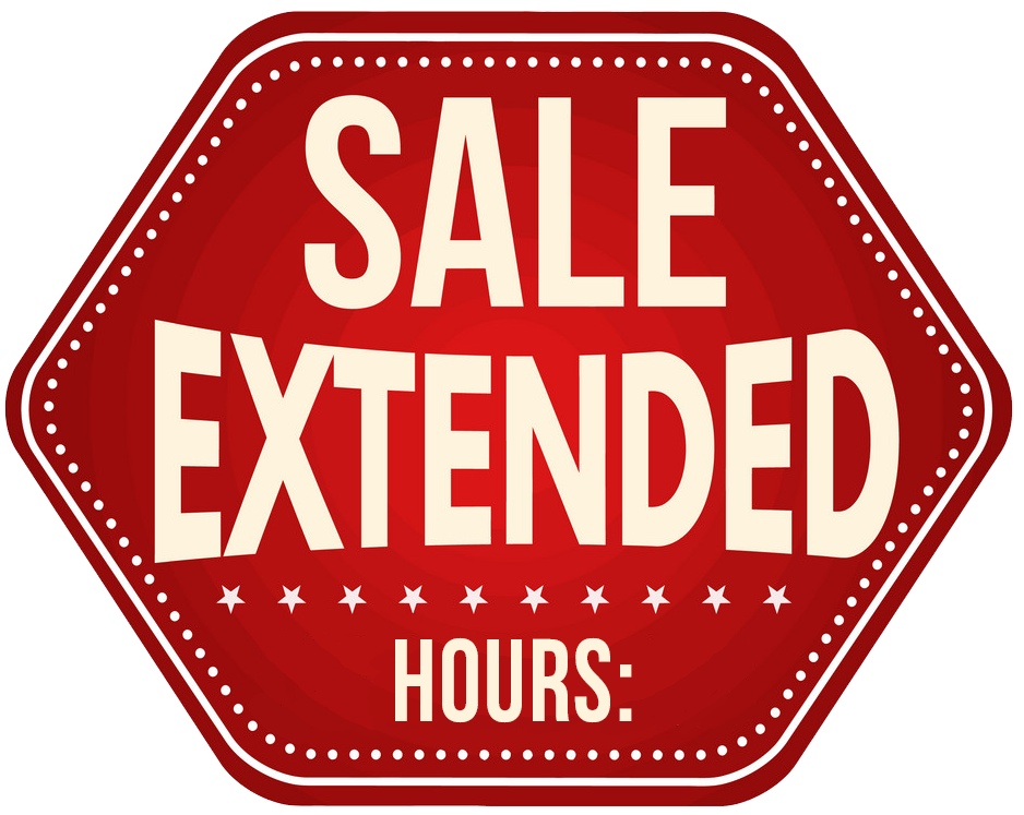 sale extended graphic